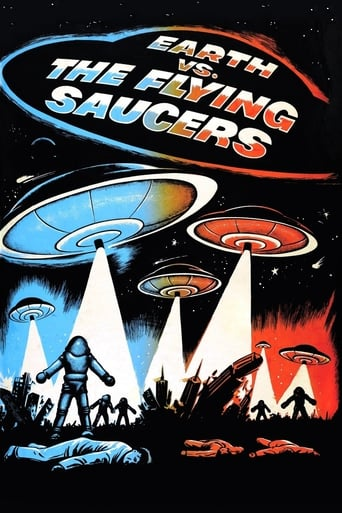 Poster of Earth vs. the Flying Saucers