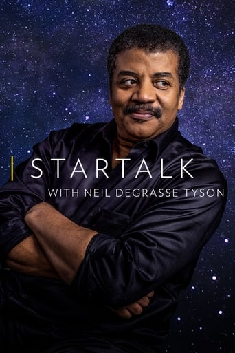 Poster of StarTalk with Neil deGrasse Tyson