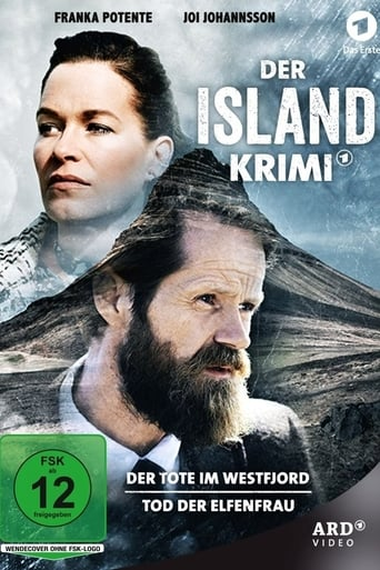 Poster of Der Island-Krimi: Der Tote im Westfjord