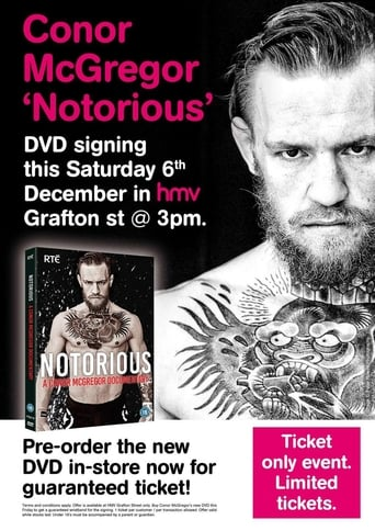 Poster of The Notorious Conor McGregor