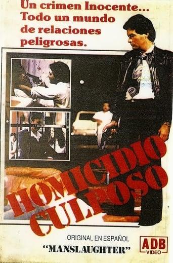 Homicidio Culposo Poster