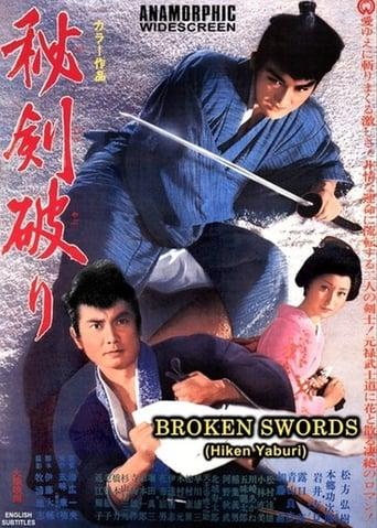 Poster of Broken Swords