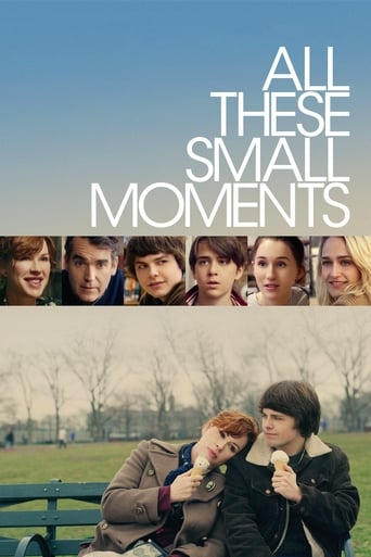 Poster of All These Small Moments