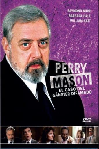 Poster of Perry Mason: The Case of the Maligned Mobster