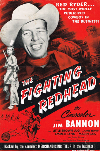 Poster of The Fighting Redhead