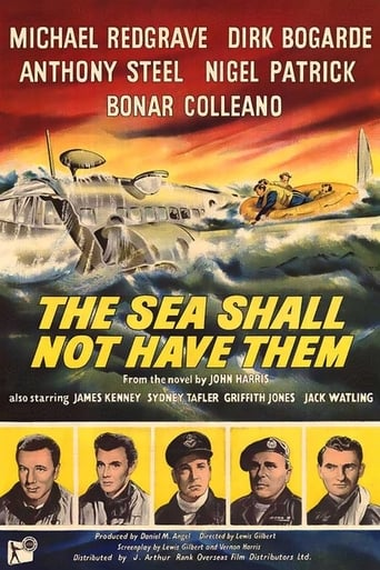 Poster of The Sea Shall Not Have Them