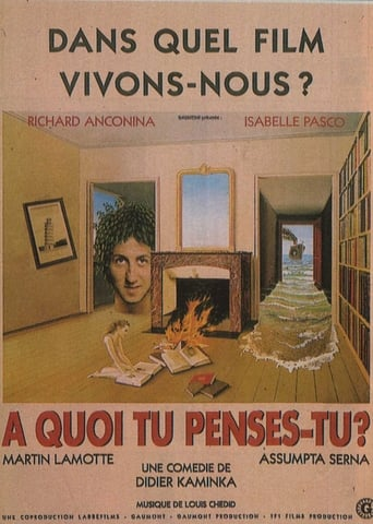 Poster of À quoi tu penses-tu?