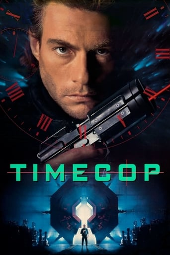 Poster of Timecop