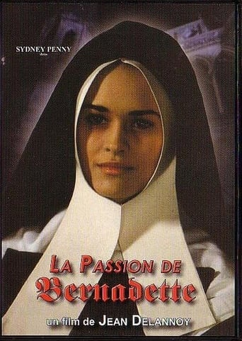 Poster of The Passion of Bernadette