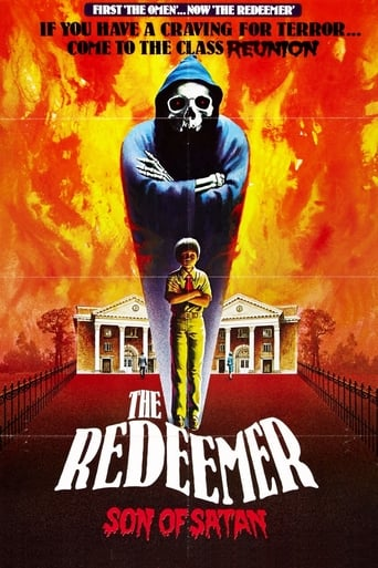Poster of The Redeemer: Son of Satan!