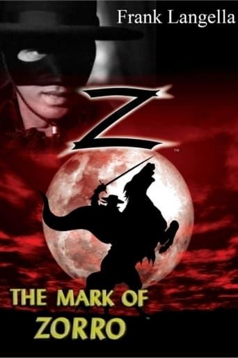 Poster of The Mark of Zorro