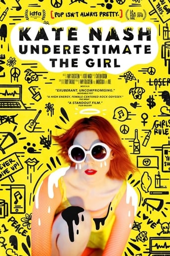 Poster of Kate Nash: Underestimate the Girl