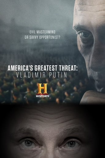 Poster of America's Greatest Threat: Vladimir Putin