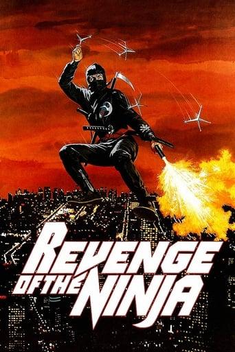 Poster of Revenge of the Ninja
