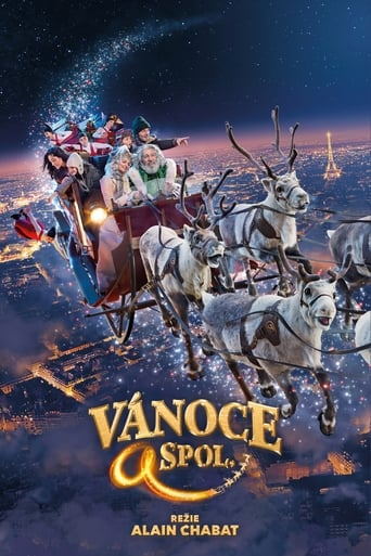 Poster of Vánoce a spol.