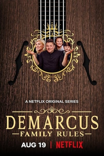 Poster of DeMarcus Family Rules