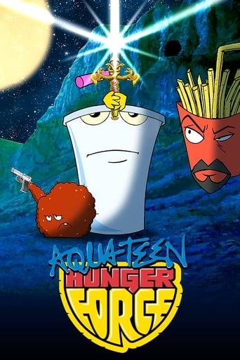 Poster of Aqua Teen Hunger Force