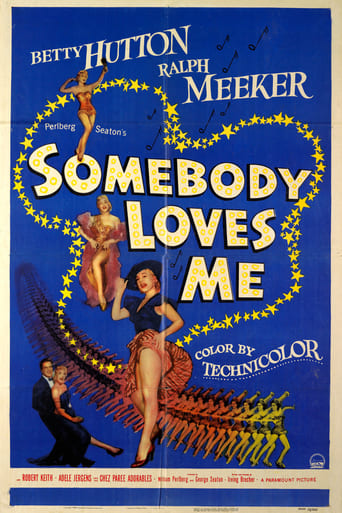 Poster of Somebody Loves Me