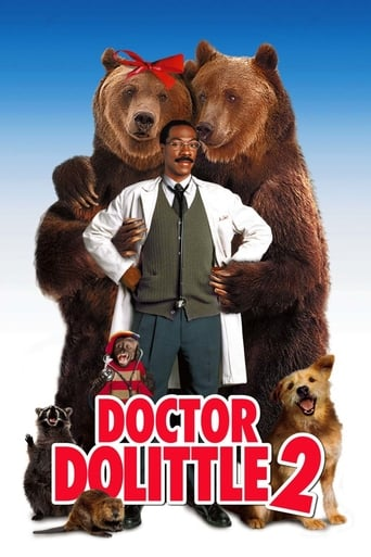 Poster of Dr. Dolittle 2