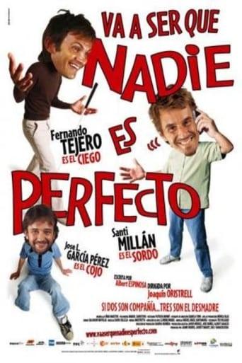 Poster of Va a ser que nadie es perfecto