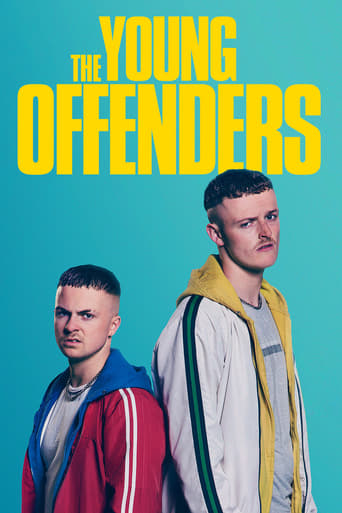 Poster of The Young Offenders