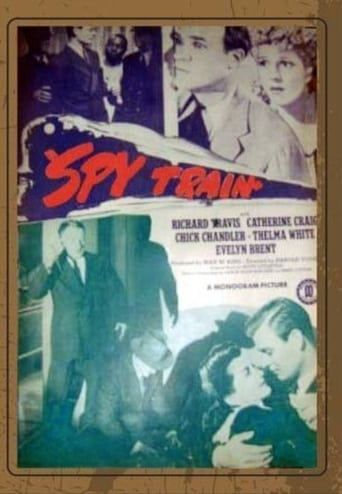 Poster of Spy Train