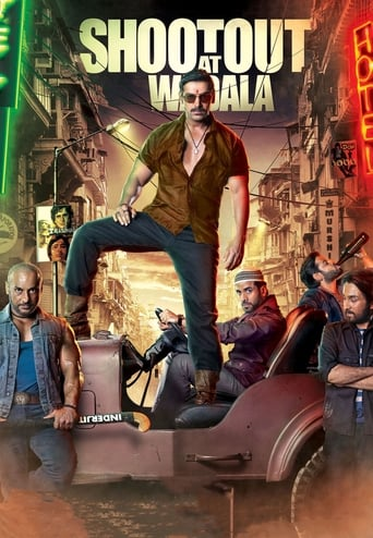 Poster of Shootout at Wadala