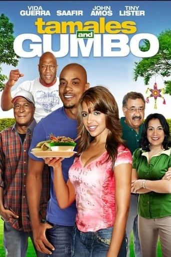 Poster of Tamales and Gumbo