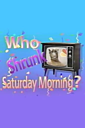 Poster of Who Shrunk Saturday Morning?