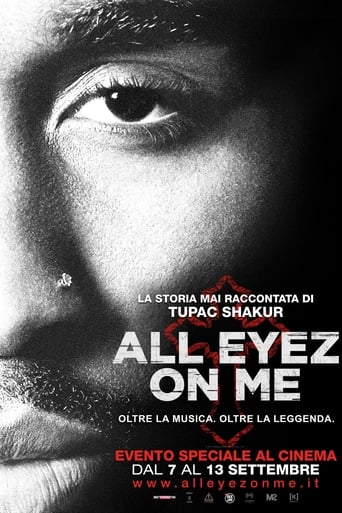 Poster of All eyez on me