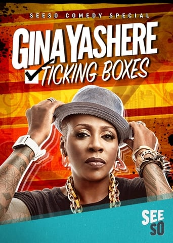 Poster of Gina Yashere: Ticking Boxes