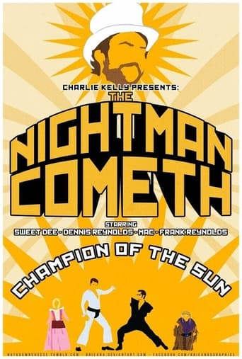 Poster of The Nightman Cometh - Live!