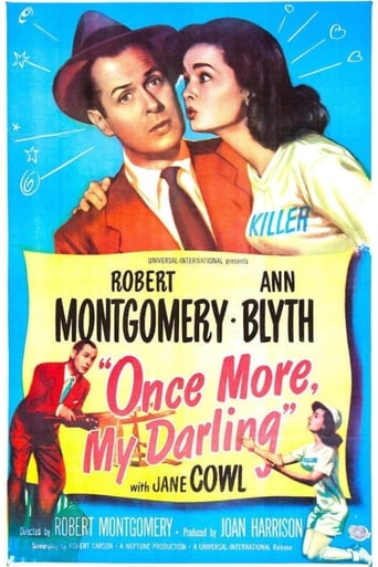 Poster of Once More, My Darling