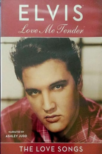 Poster of Elvis: Love Me Tender-The Love Songs