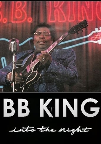 Poster of B.B. King: Into the Night