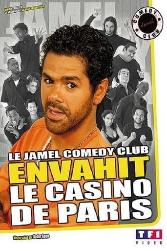 Poster of Le Jamel Comedy Club envahit le Casino de Paris