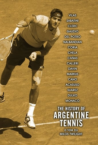Poster of The History of Argentine Tennis