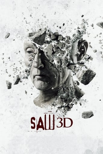 Poster of Saw 3D
