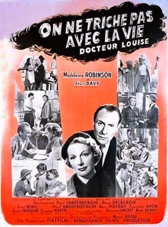 Poster of The Story of Dr. Louise