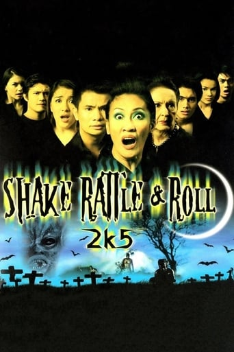 Poster of Shake Rattle & Roll 2k5