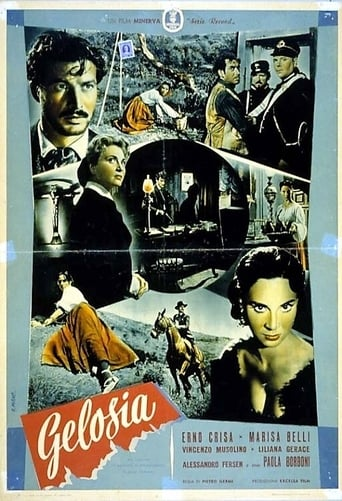 Poster of Gelosia