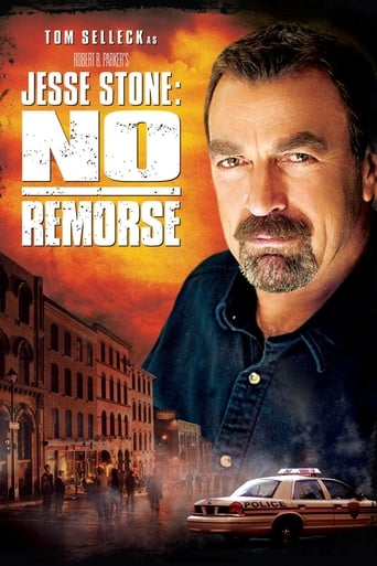 Poster of Jesse Stone: No Remorse