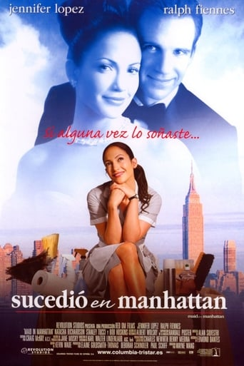 Poster of Sucedió en Manhattan