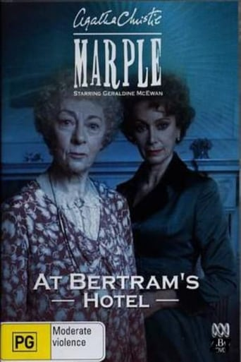 Poster of Marple: At Bertram's Hotel