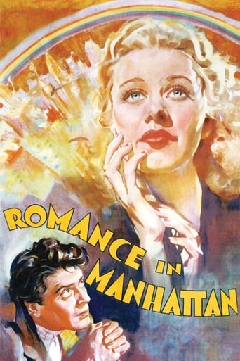 Poster of Romance in Manhattan