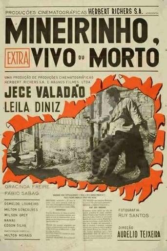 Poster of Mineirinho, Vivo ou Morto