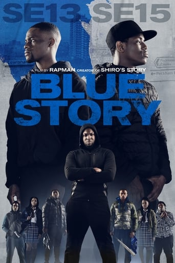 Poster of Blue Story