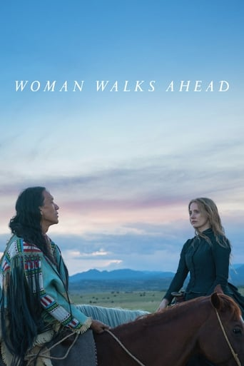 Poster of Woman Walks Ahead