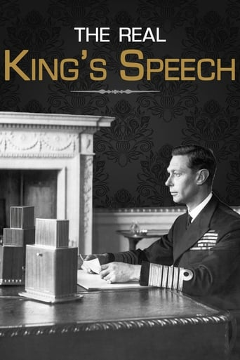 The Real King's Speech
