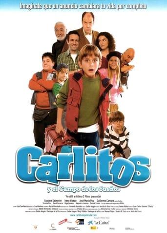 Poster of Carlitos y el campo de los sueños